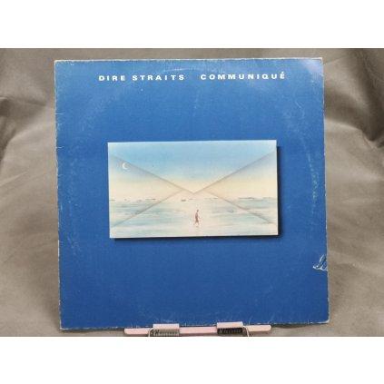 Dire Straits – Communiqué LP