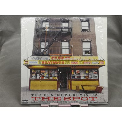 """The Beatnuts – The Spot (The Beatnuts Remix EP) 12"""""""