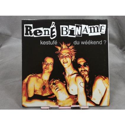 René Binamé – Kestufé Du Wéékend