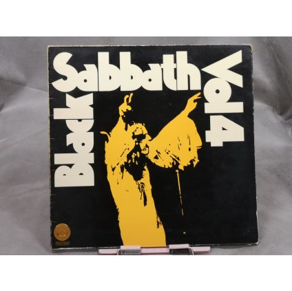 Black Sabbath ‎– Vol 4 LP