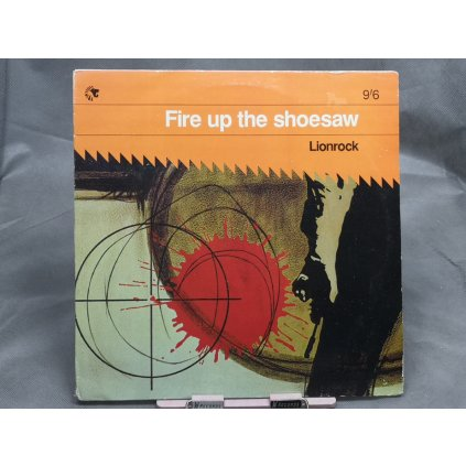 Lionrock ‎– Fire Up The Shoesaw