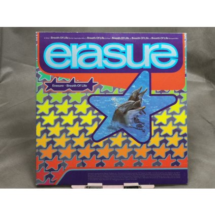 Erasure ‎– Breath Of Life 12""