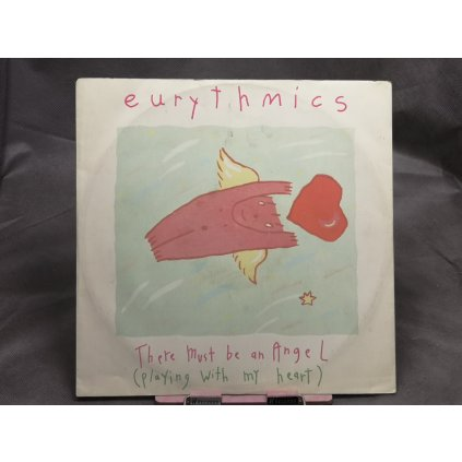 """Eurythmics – There Must Be An Angel (Playing With My Heart) 12"""""""