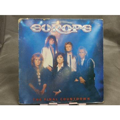 Europe - The Final Countdown LP