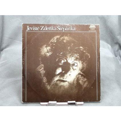 Zdeněk Štěpánek & další – Jeviště Zdeňka Štěpánka