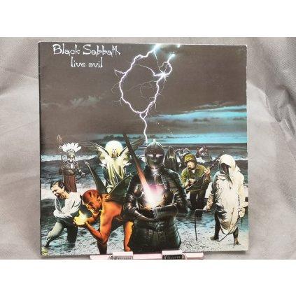 Black Sabbath – Live Evil