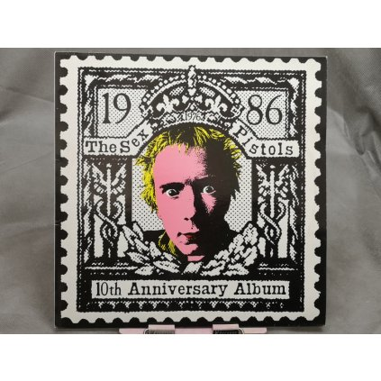 Sex Pistols ‎– 10th Anniversary Album