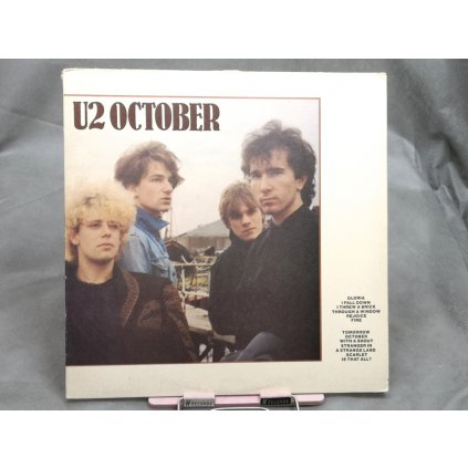 U2 – October