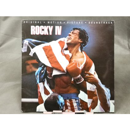 Various ‎Artists – Rocky IV