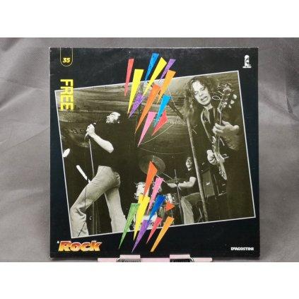 Free – Free Live LP