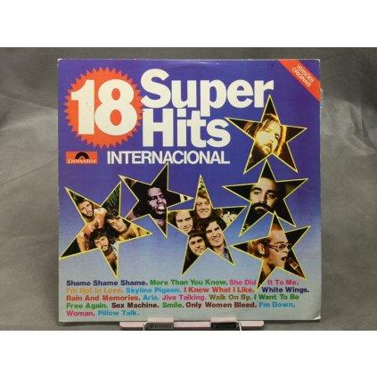 Various Artists – 18 Super Hits Internacional