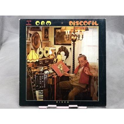 Petr & Pavel ORM – Discofil LP