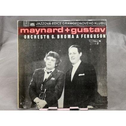 Orchestr G. Broma A Ferguson – Maynard + Gustav LP