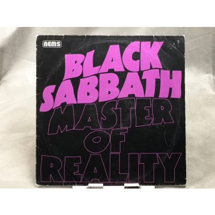 Black Sabbath – Master Of Reality LP