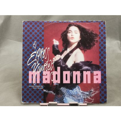 "Madonna – Express Yourself 12"""