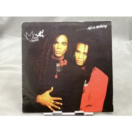 Milli Vanilli – All Or Nothing LP