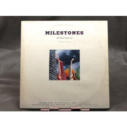 Various Artists – Milestones 2LP