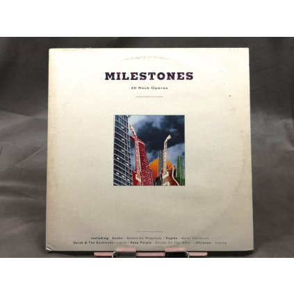 Various ‎Artists – Milestones