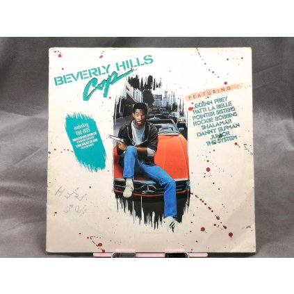 "Various Artists ‎– Music From The Motion Picture Soundtrack ""Beverly Hills Cop"""