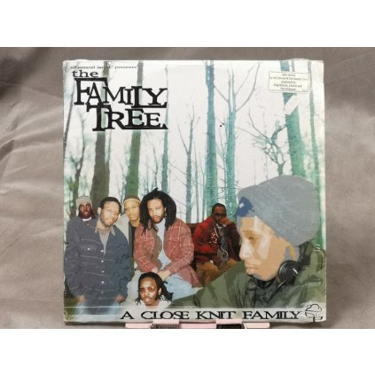 The Family Tree – A Close Knit Family 2LP