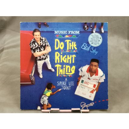 Various ‎– (Music From) Do The Right Thing