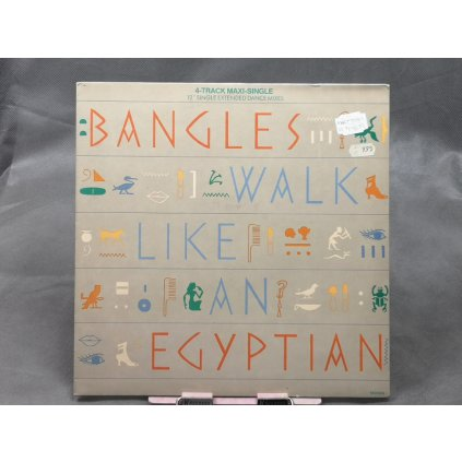 "Bangles – Walk Like An Egyptian 12"""