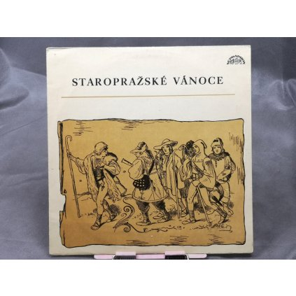 Various Artist – Staropražské Vánoce