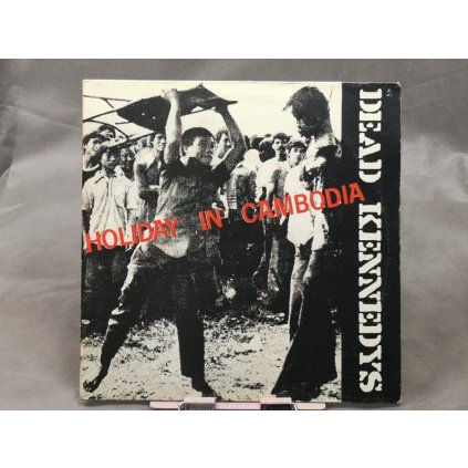 """Dead Kennedys – Holiday In Cambodia 12"""""""
