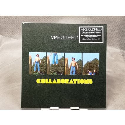 Mike Oldfield – Collaborations