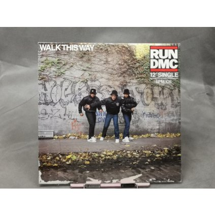 "Run DMC – Walk This Way 12"""