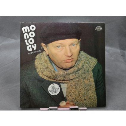 Luděk Sobota – Monology Lud'ka Soboty