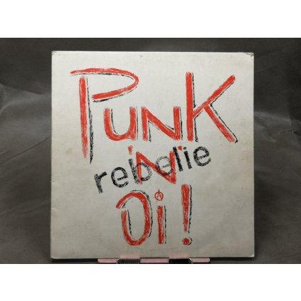 Various Artists – Rebelie - Punk 'n' Oi!