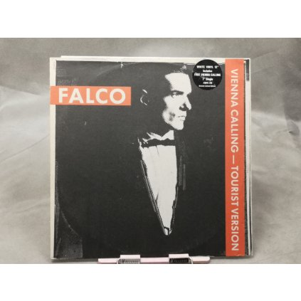 Falco ‎– Vienna Calling (Tourist Version) (PICTURE DISC)