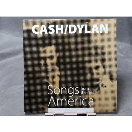 Johnny Cash / Bob Dylan – Songs From The Real America LP