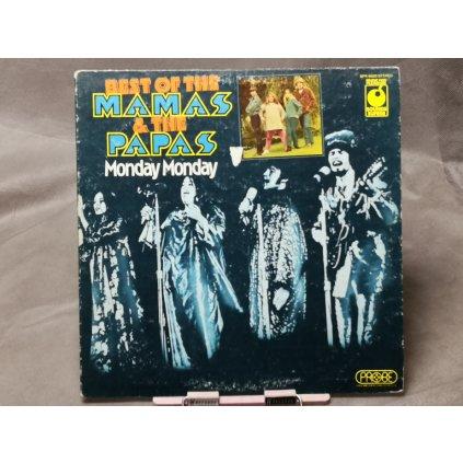 The Mamas & The Papas – Best Of The Mamas & The Papas - Monday Monday