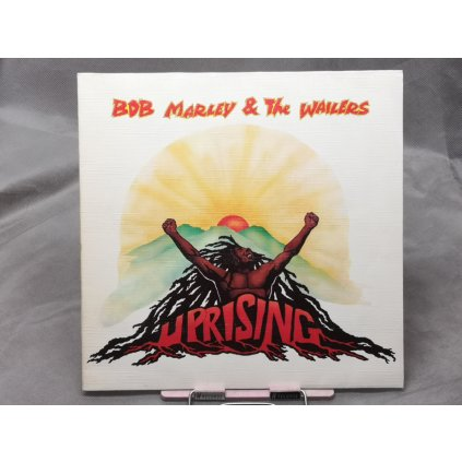 Bob Marley & The Wailers ‎– Uprising LP