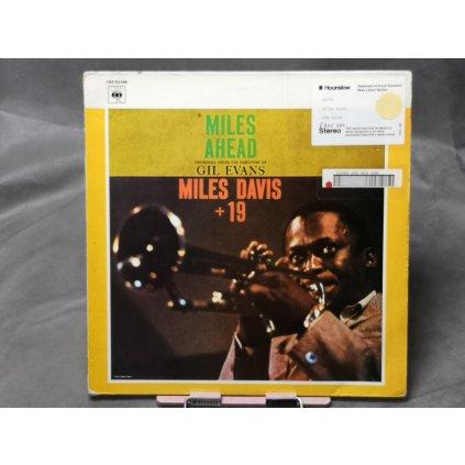 Miles Davis + 19, Gil Evans – Miles Ahead LP