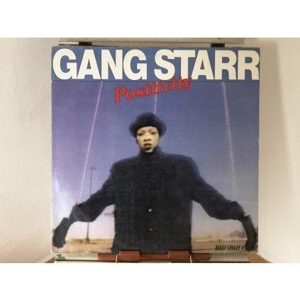 "Gang Starr – Positivity 12"""