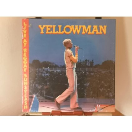 Yellowman ‎– Live At Reggae Sunsplash