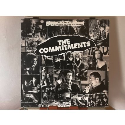 The Commitments – The Commitments (Music From The Original Motion Picture Soundtrack)