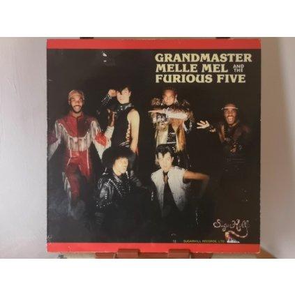 Grandmaster Melle Mel & The Furious Five – Grandmaster Melle Mel And The Furious Five