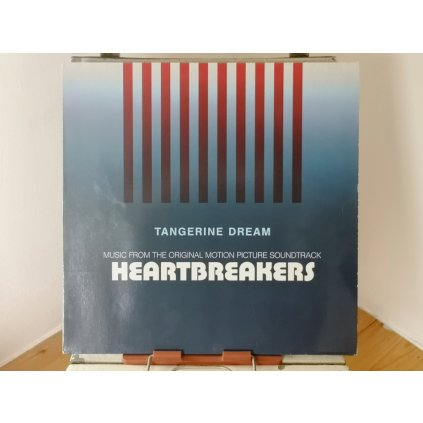 Tangerine Dream ‎– Heartbreakers (Music From The Original Motion Picture Soundtrack)