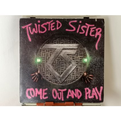 Twisted Sister – Come Out And Play LP