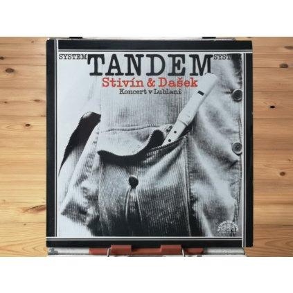 System Tandem Stivín & Dašek – Koncert V Lublani