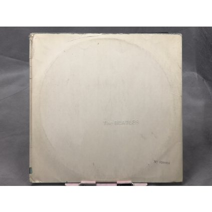 The Beatles ‎– The Beatles (White album)