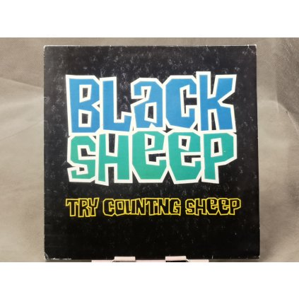 """Black Sheep – Try Counting Sheep 12"""""""