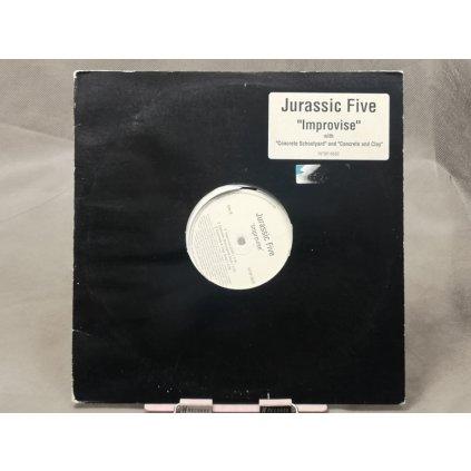 "Jurassic Five – Improvise 12"""