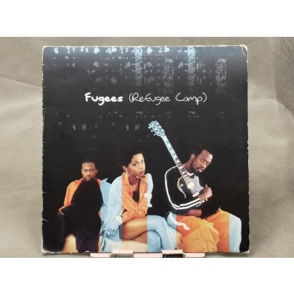 """Fugees (Refugee Camp) – Don't Cry, Dry Your Eyes 12"""""""