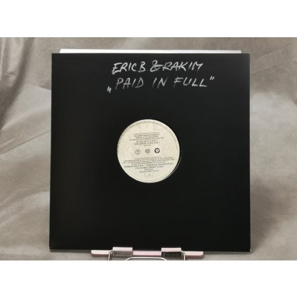 Eric B. & Rakim – Paid In Full (Seven Minutes Of Madness - The Coldcut Remix)