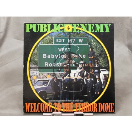 Public Enemy ‎– Welcome To The Terrordome